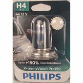 Philips lampe x-treme vision pro h4 12v 60/55w