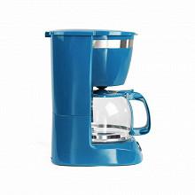 Livoo cafetière électrique bleu  DOD163B
