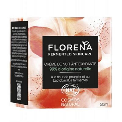 Florena Florena crème de nuit antioxydante 50ml