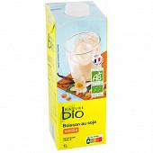 Nature Bio boisson au soja vanille bio 1l