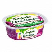 Bonduelle salade de chou rouge 300g