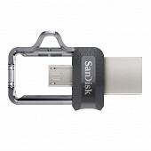 """Sandisk Clé usb 3.0 micro usb """"ultra dual drive"""" 150 mb/s 64gb"""