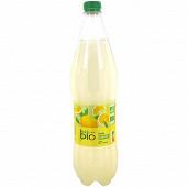 Cora boisson pétillante citron bio pet 1l