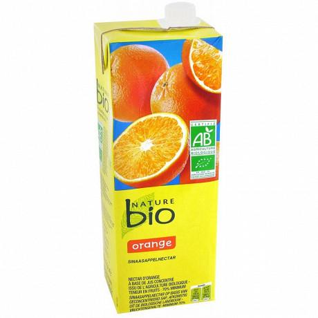 Nature Bio nectar bio orange slim 1.5l