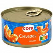Cora crevettes très grosses 1/4 121g