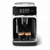 Philips machine expresso automatique noir et blanche EP2223/40