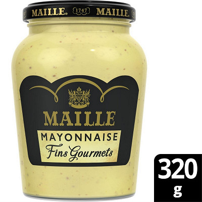 Maille Maille mayonnaise fins gourmets 320g