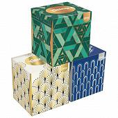 Kleenex cubique vintage boîte de 48 mouchoirs