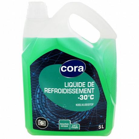 Cora liquide de refroidissement -30° 5l