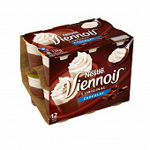 Le Viennois Liégeois chocolat 12x100g
