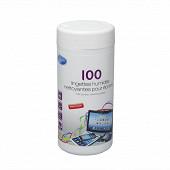 Apm Boîte de 100 lingettes nettoyantes 600103