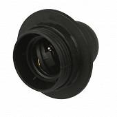 Prodelect douille e27 thermoplastique sb noir