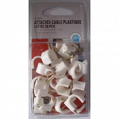 Prodelect 20 attaches 12mm blanc