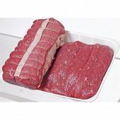 Viande bovine : rôti ** + steak * à griller