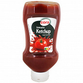 Cora ketchup nature flacon souple 960g
