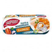 Saupiquet Filets maquereaux sauce escabèche 169g