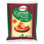 Cora comté AOP au lait cru  - 5 mois d'affinage minimum 350g