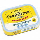 Parmentier sardines sans huile au naturel 135g