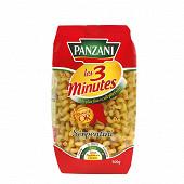 Panzani serpentini cuisson rapide 3min 500g