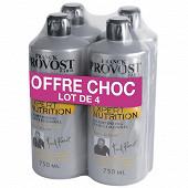 Franck Provost shampooing expert nutrition 4x750ml