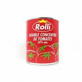 Rolli tomates concentrées 4/4 880gr