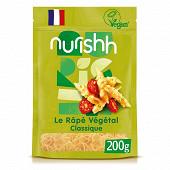 Nurishh rapé végétal classic - sans lactose - végan - 200g