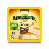 Leerdammer tranches croque monsieur 34%mg-150 g