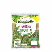 Bonduelle salade mâche & roquette sachet 100g