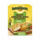 Leerdammer 4 palets croustillants céréales nature 160g