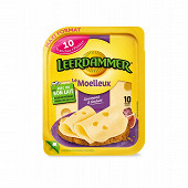 Leerdammer le moelleux 10 tranches 250g