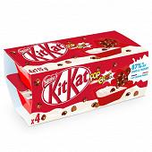 Nestlé Kit kat mix-in nature sucré 4x115g