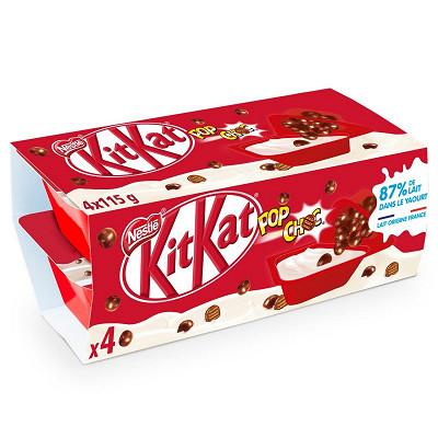 Nestlé Nestlé Kit kat mix-in nature sucré 4x115g
