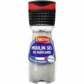 Ducros moulin sel de Guérande 60g