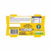 Saupiquet saladières mexicana 220 g 1/3 x2