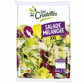 Les Crudettes salade mélangée format xxl sachet 500g