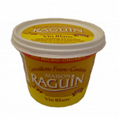 Cancoillotte vin blanc raguin pot 250g