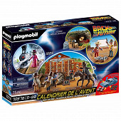 70576 Calendrier Avent Back to the Future Part III