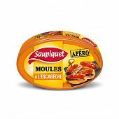 Saupiquet moules à l'escabeche 110 g