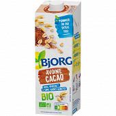 Bjorg boisson avoine cacao bio 1l