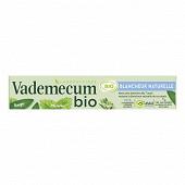 Vademecum bio blancheur naturelle tube 75ml