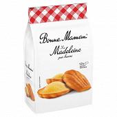"Bonne Maman madeleine ""tradition"" pur beurre x12 300g"