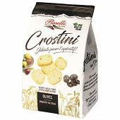 Florelli crostini olives noires 100g