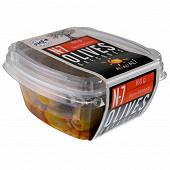 Ail ail ail n°7 mix d'olives dénoyautées façon barbecue 160g