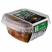 Ail ail ail n°6 mix d'olives dénoyautées à la provençale 160g