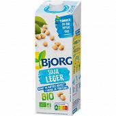 Bjorg boisson soja léger calcium bio 1l