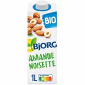 Bjorg boisson gourmande amandes noisettes 1l