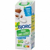 Bjorg boisson coco sans sucres 1l