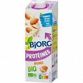 Bjorg lait amande protéines 1l