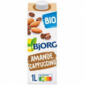 Bjorg lait d'amande cappuccino 1l