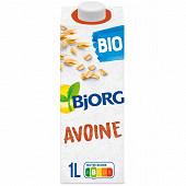 Bjorg boisson bio nature d'avoine calcuim  1l